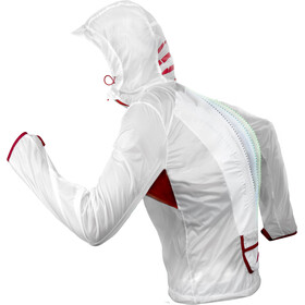 Compressport Trail Hurricane Jacket Unisex White